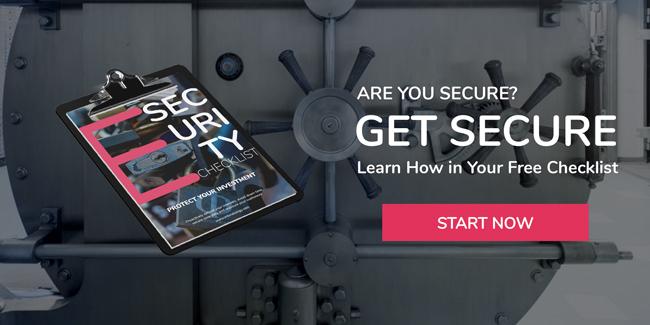 eSecurity Checklist