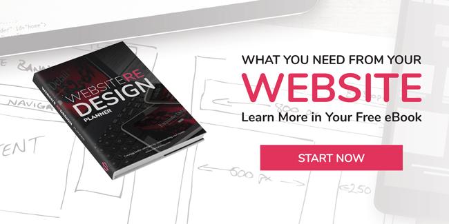 Website Redesign Planner